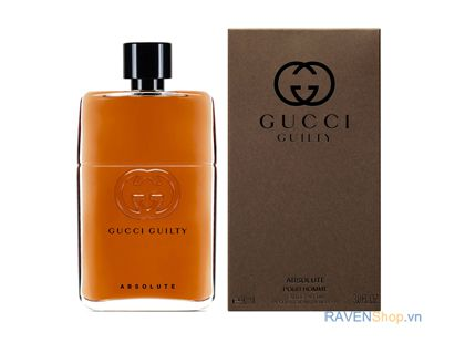 Nước hoa Gucci Guilty Absolute Pour Homme EDP 90ml