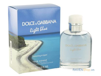 DG Light Blue Swimming in Lipari Edt 125ml