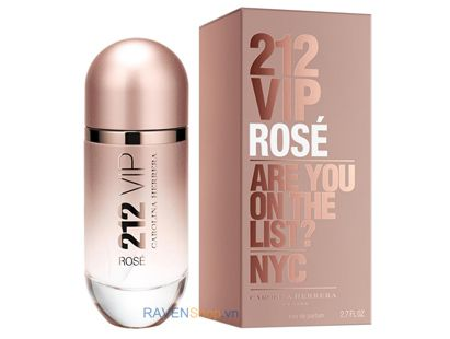 Carolina Herrera 212 Vip Rose 80ml