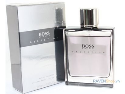Boss Selection Edt 90ml