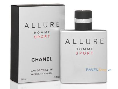 Chanel Allure Homme Sport Edt 100ml