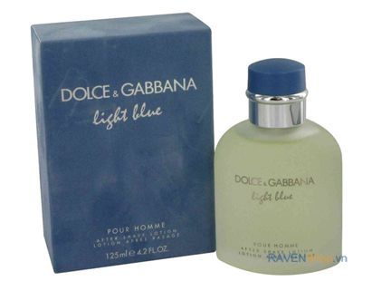 D&G Light Blue Pour Homme Edt 125ml