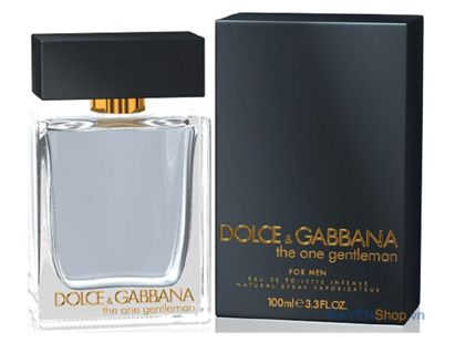 D&G The One Gentleman For Men Edt 100ml