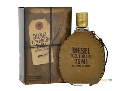 Diesel Fuel for Life Edt Pour Homme 75ml