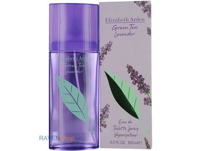 Elizabeth Green Tea Lavender 100ml