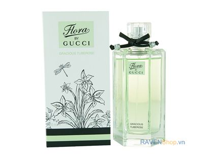 Flora by Gucci Gracious Tuberose Edt 100ml