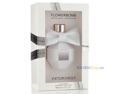 Flowerbomb Limited Edition Crystal Edp 50ml
