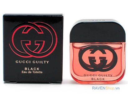Gucci Guilty Black Edt 5ml