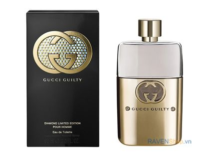 Gucci Guilty Pour Homme Diamond 90ml
