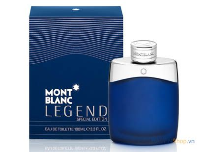 Montblanc Legend Special Edition 2012 100ml