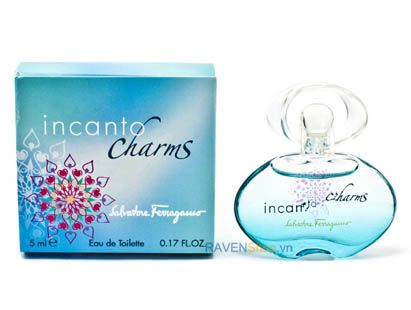 Salvatore Ferragamo Incanto Charms 5ml