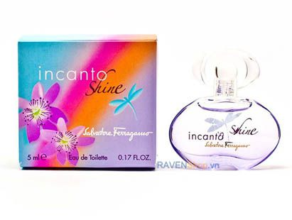 Salvatore Ferragamo Incanto Shine 5ml