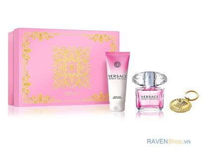 Gift set Versace Bright Crystal 90ml