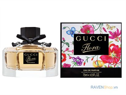 Nước hoa Gucci Flora EDP 75ml Limited Edition