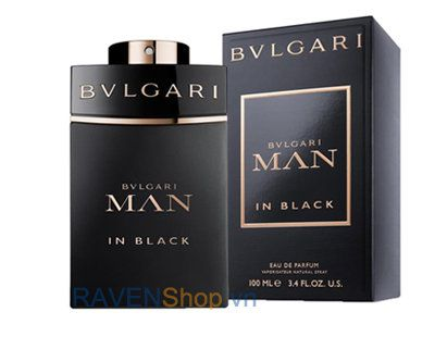 BVL man in black 5ml