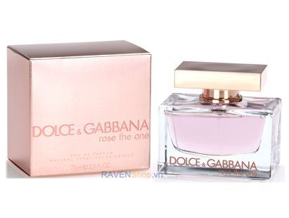 D&G Rose The One Edp 75ml