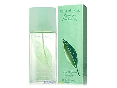 Elizabeth Green Tea Scent Spray 100ml