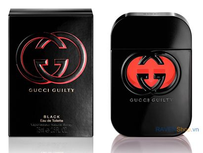 Gucci Guilty Black Edt 75ml