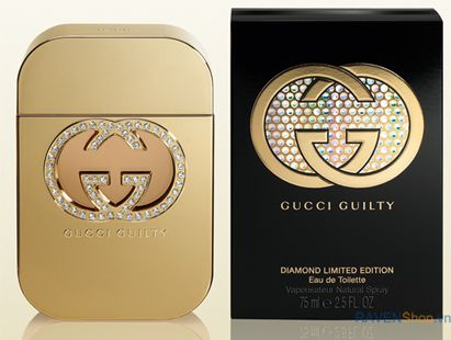 Gucci Guilty Diamond  Edt 75ml
